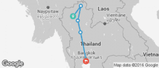 Northern Thailand Sampler - 5 destinations