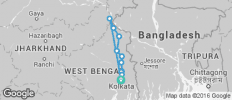 Ganges River Experience - 11 destinations
