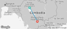 6 Days Cambodia Highlight - 4 destinations