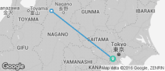 Ski Japan - 3 destinations