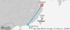 Hong Kong with Shanghai - 2 destinations