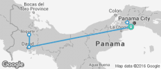Best of Panama with Boquete & Pacific Coast - 7 destinations