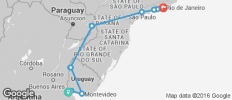 Fique Tranquilo Ways (from Buenos Aires) - 12 destinations
