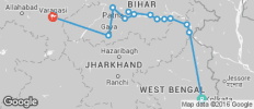 Cruise the Ganges - 15 destinations