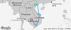 Vietnam & Cambodia Signature (from Hanoi to Siem Reap) - 9 destinations