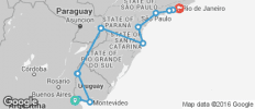 Casper Ways (from Buenos Aires) - 14 destinations