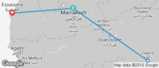 Morocco Express Essaouira - 5 Days - 5 destinations