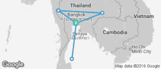 29 Day Thailand Voluntour - 6 destinations