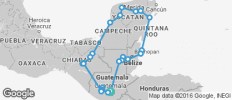 La Ruta Maya - Day of the Dead Festival Departure - 26 destinations