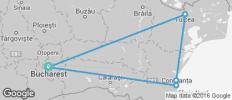 2-day Tour - The Danube Delta & Black Sea - 5 destinations
