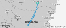 Visit Bulgaria in 2-day trip from Bucharest - 5 destinations