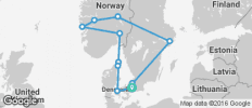Scandinavian Escape - 12 Days - 11 destinations
