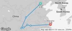 Superior 11 Days Odyssey of the Yangtze - No Shopping Stops (from Beijing to Shanghai) - 7 destinations