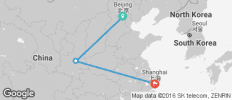 Superior 8 Days Golden Ring of China - No Shopping Stops (from Beijing to Shanghai) - 3 destinations