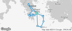 Complete Greece - 19 destinations
