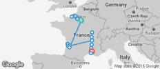 Ultimate France - Avignon to Bordeaux - 24 destinations