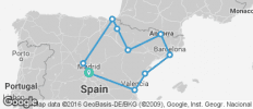 Taste Of Spain - 7 Days - 10 destinations
