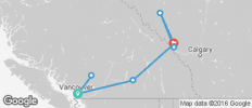 Tomahawk - 8 destinations