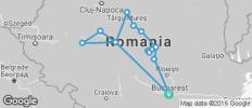Transylvania Revealed Tour - 15 destinations