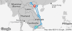 Legendary of Vietnam 19 Days - 17 destinations
