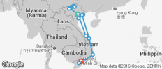 Vietnam Discovery in Depth - 17Days - 26 destinations