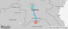 Laos Legend Honeymoon 08 Days Trip - 6 destinations