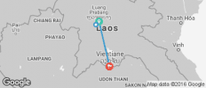 Laos Legend Family Holiday 6 Days Trip - 4 destinations