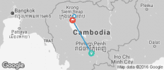 Cambodia Legend Family Holiday 6 Days Trip - 5 destinations