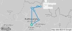 Langtang Helambu Trek - 17 Days - 8 destinations