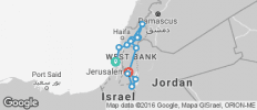 Holy Land Tour - 14 destinations