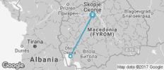 Macedonia - 6 days Holiday at Lake Ohrid ! - 3 destinations