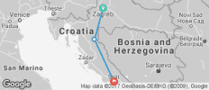 Croatia Express - 4 days/3 nights - 3 destinations