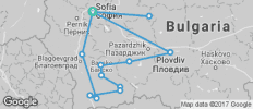 Bulgaria Adventure 8D/7N - 13 destinations