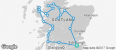 Highland Experience\'s Scottish Choice - 25 destinations