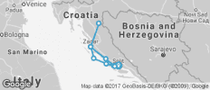 Cruising Croatia\'s Central Coast - 10 destinations