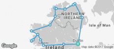 Northern Ireland & Atlantic Coast - 18 destinations