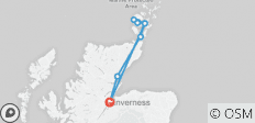 3-day Orkney Explorer from Inverness - 9 destinations