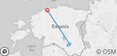 Cross-country Skiing: Estonia - 5 destinations