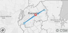 7 Day Wildlife Viewing In Rwanda ( Akagera And Nyungwe National Park) - 4 destinations