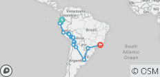 Epic South America - 32 destinations