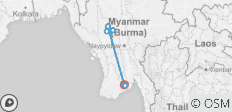 Highlights of Myanmar On the Road (6D5N) - 8 destinations