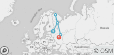 Russia Explorer - 7 destinations