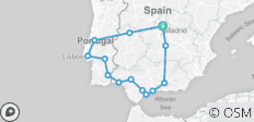 Iberian Ring - 14 destinations
