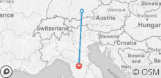 Florence To Munich Oktoberfest - Camping - 3 destinations