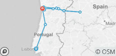 Lisbon, Porto and the Douro Valley - 12 destinations
