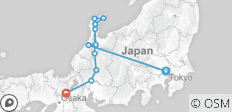 Cycling in Japan - 11 destinations