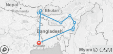 India Expedition: Tea & Tribes - 11 destinations
