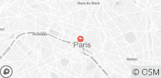 Paris Getaway 2 Nights - 1 destination