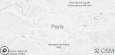 Paris Getaway 5 Nights - 1 destination