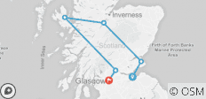 Scotland - 6 destinations